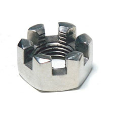 slotted castle nuts manufacturer in india