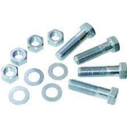 Blue Zinc Plated Fasteners manufacturer in india