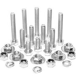Zinc Plated Fasteners manufacturer in India