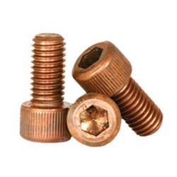 copper nickle fasteners exporter in india