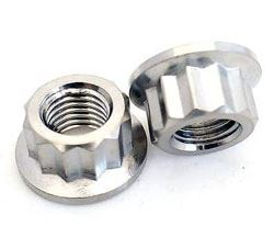 12 point flange nut supplier in India