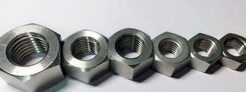 hex nuts manufacturer in India