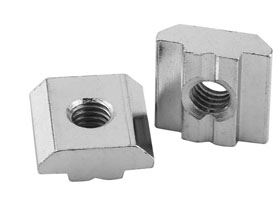 t slot nut supplier in India
