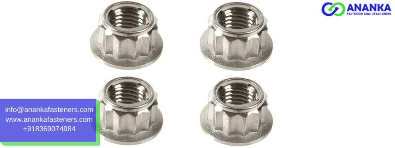 12 point flange nut manufacturer