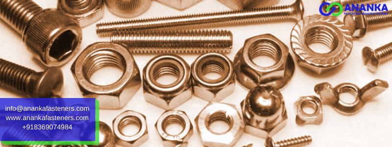 copper fasteners manufacturer in india