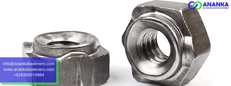 hex weld nut manufacturer