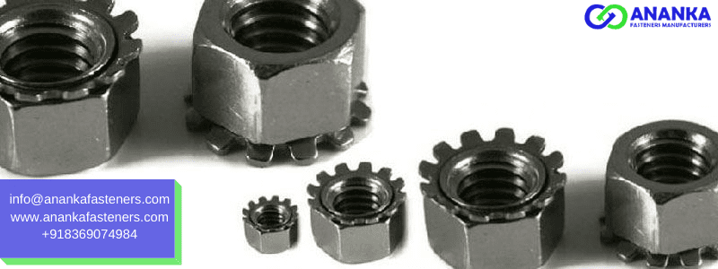 k lock nuts manufacturer