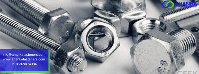 machine bolts manufacturer