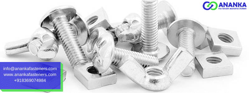 Nitronic Fasteners Manufacturers in India