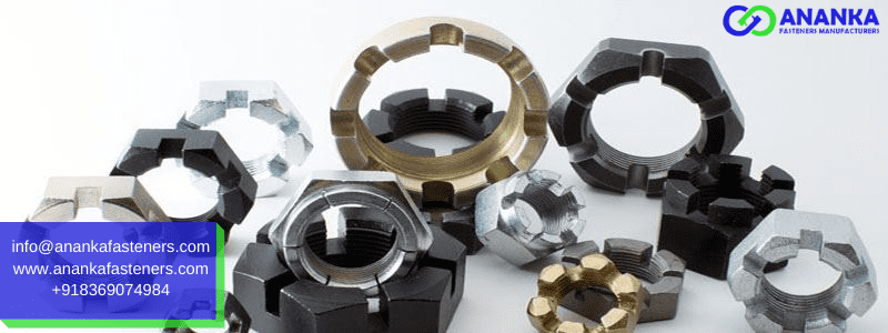 slotted nuts manufacturer