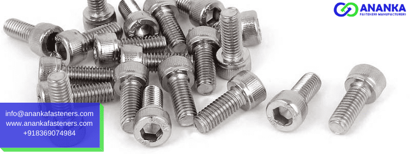 socket head bolts manufacturer