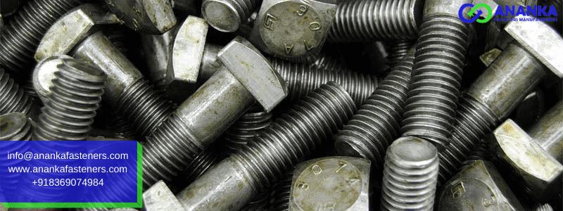 square head bolts manufacturer