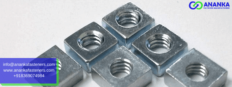 square thin nuts manufacturer
