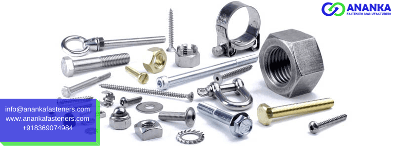 stainless steel fasteners manufacturer