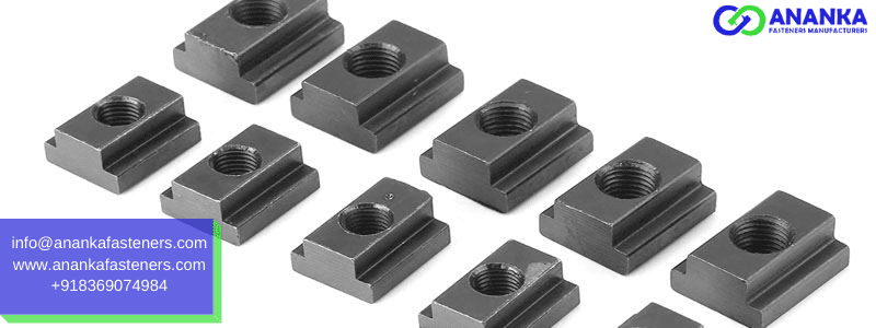 t slot nuts manufacturer in India